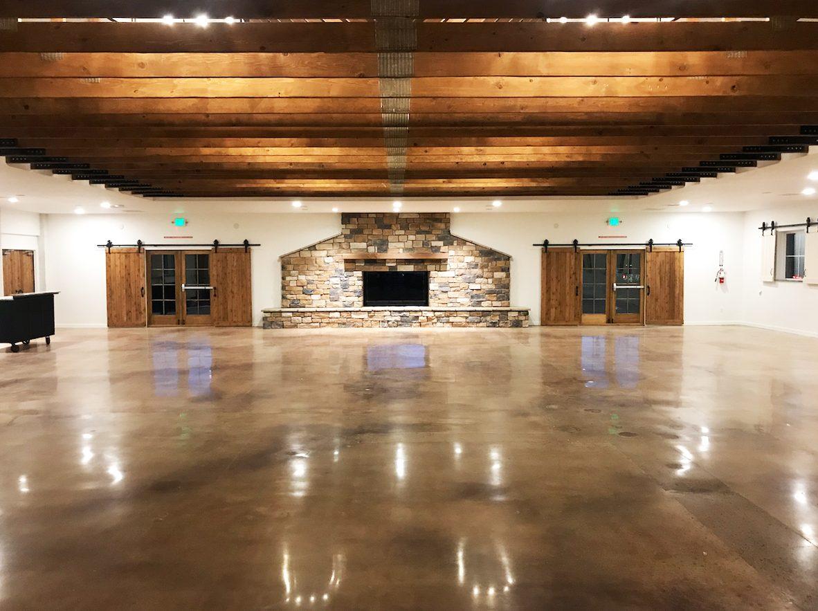 Hearth House Venue Interior