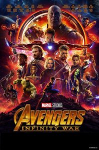 Summer Movie Night: Avengers Infinity War @ Monument Marketplace Clocktower