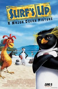 Summer Movie Night: Surf's Up @ Tri-Lakes YMCA
