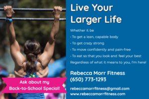 Rebecca Morr Fitness