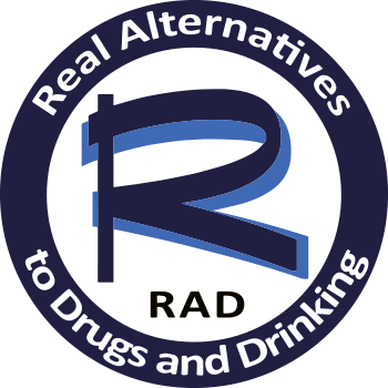 Real Alternatives to Drugs and Drinking Logo