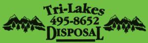 Tri Lakes Disposal Logo
