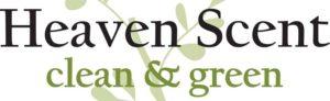 Heaven Scent Clean & Green Logo