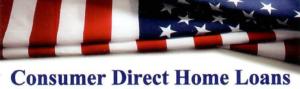 Consumer Direct Home Loans Logo