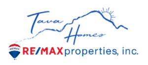 Logo Lisa Pflugh Tava Homes Group REMAX Realtor in Monument