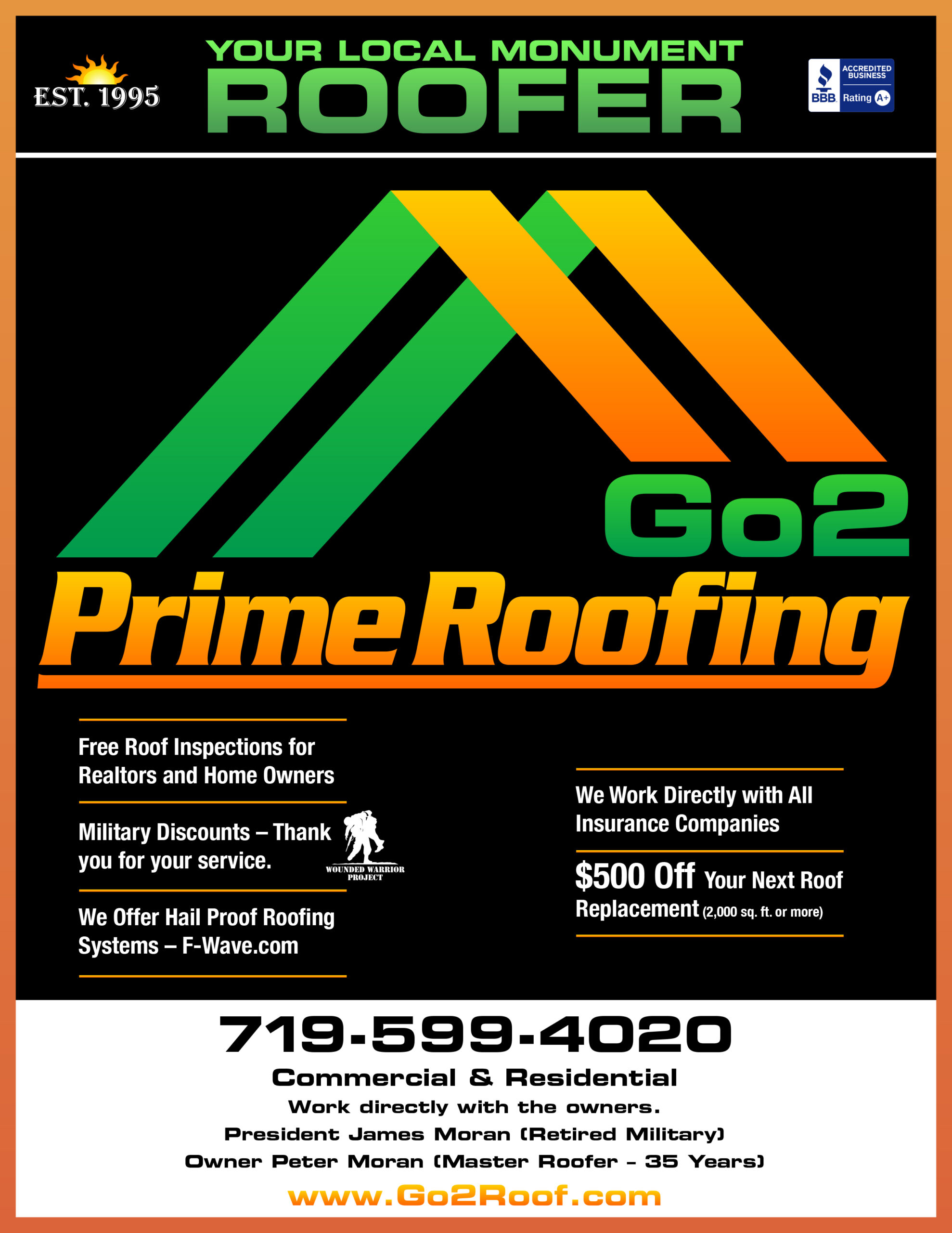 Go2 Prime Roofing